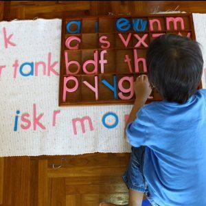 Chiang Mai Montessori School